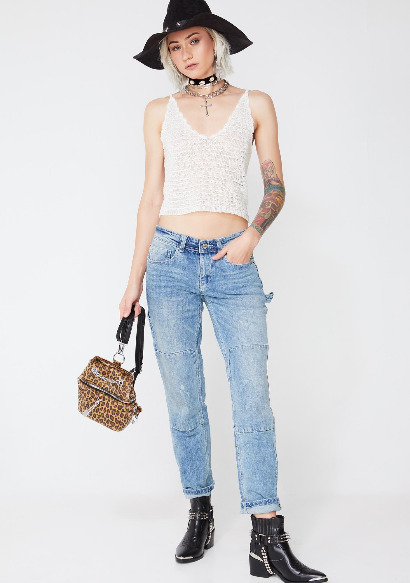 Riled Up Cargo Jeans