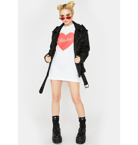 Femfetti Bitchin Valentine Graphic Tee