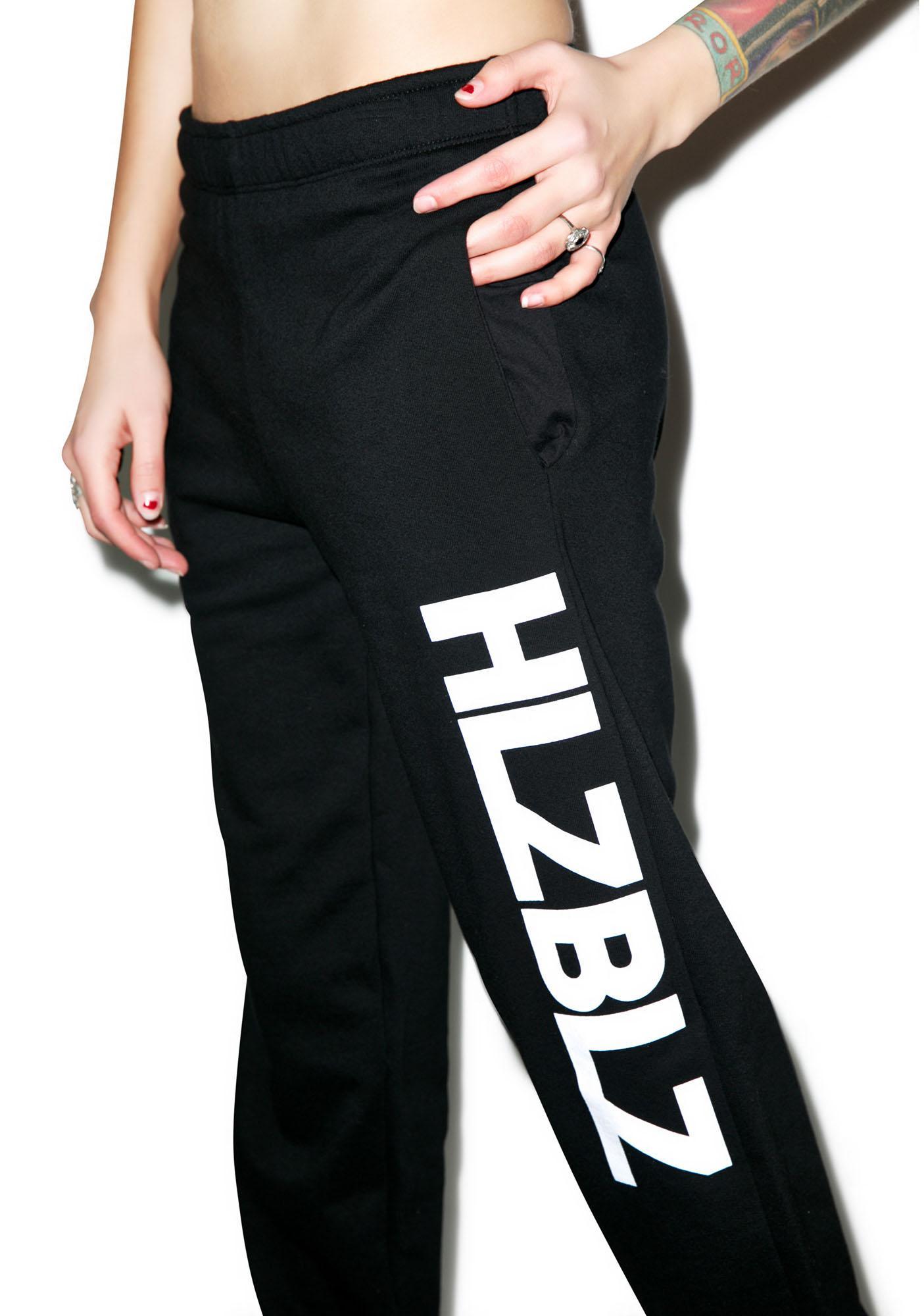 HLZBLZ Hlz Black Pants