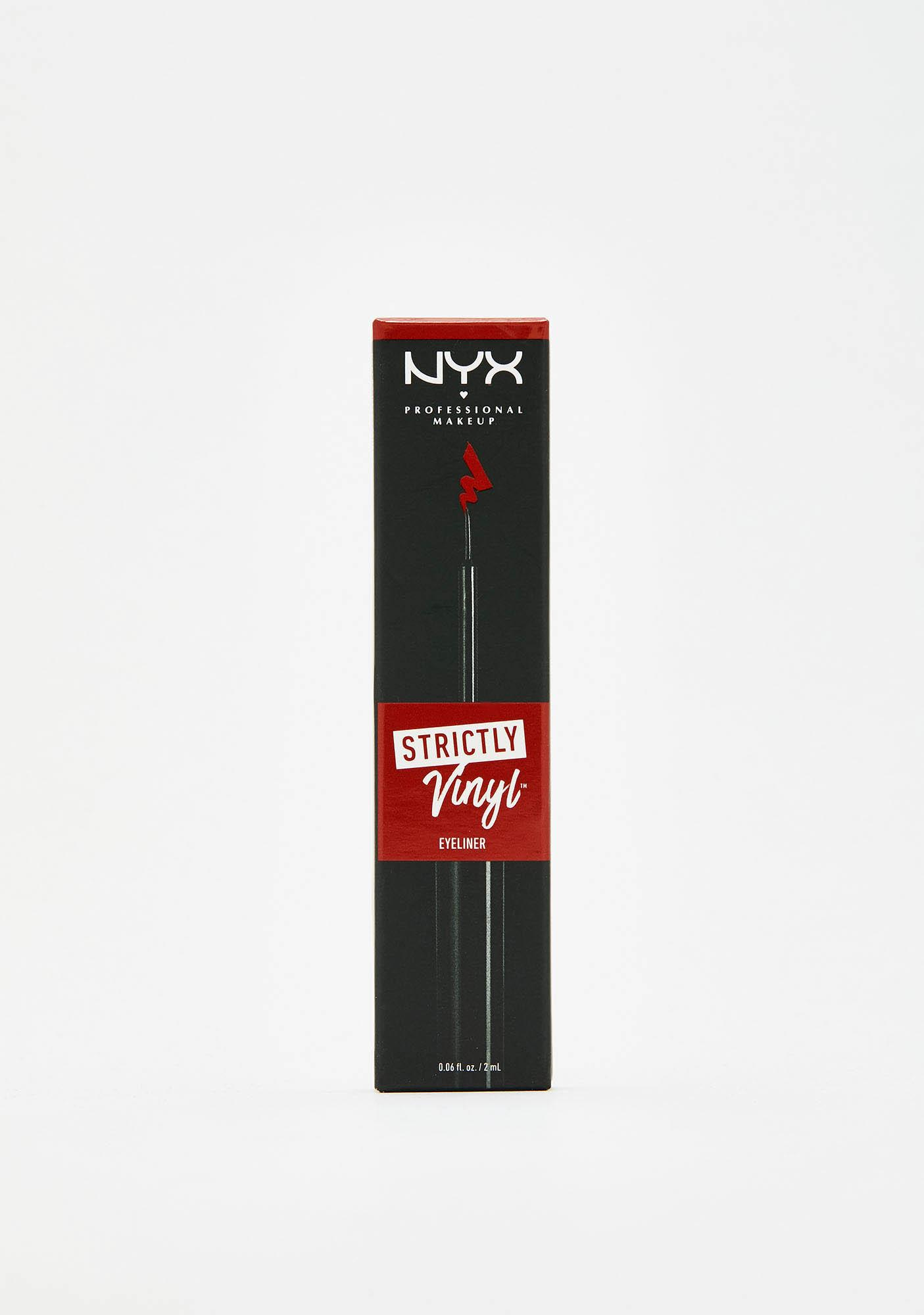 NYX Professional Makeup Hazy Strictly Vinyl Eyeliner