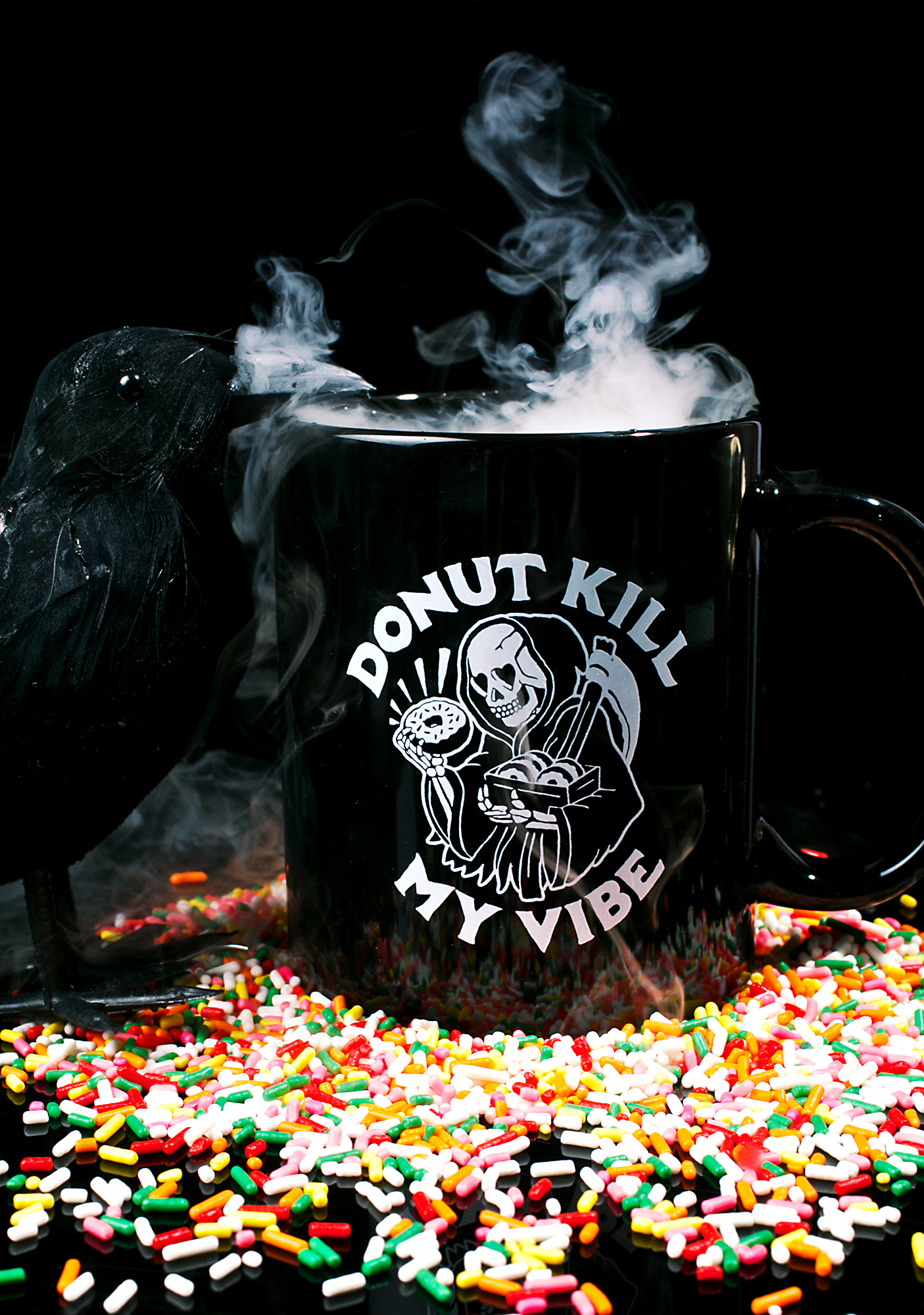 Don't Kill My Vibe Coffee Mug
