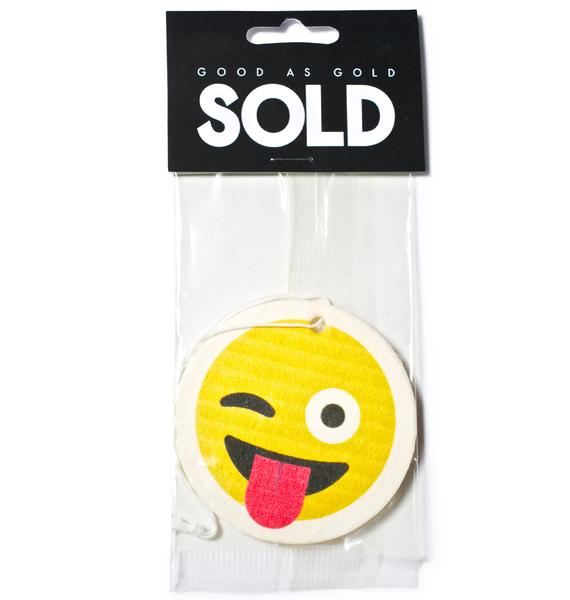 Tongues Out Air Freshener