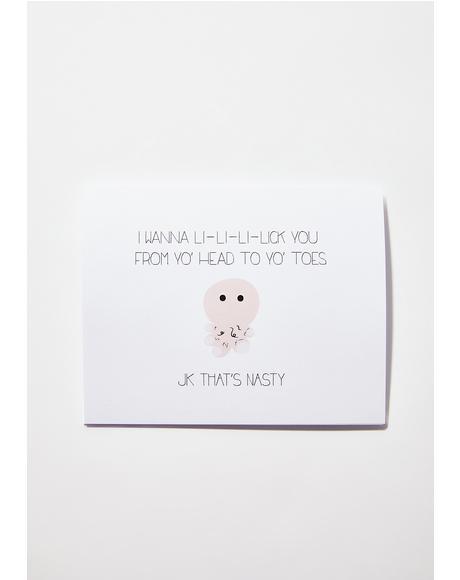 What's Ur Fantasy Card