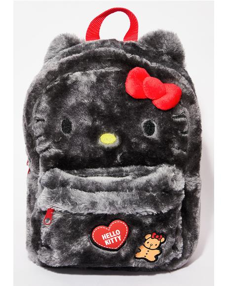 Petit Plush Backpack