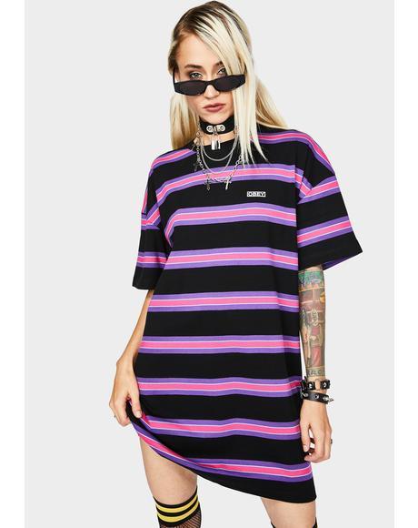 Peri T-Shirt Dress