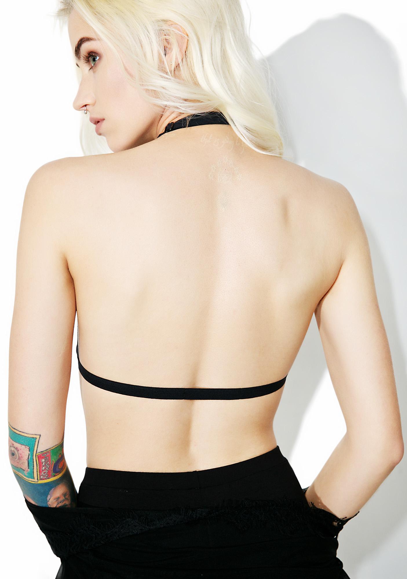 Victoria Lace Harness