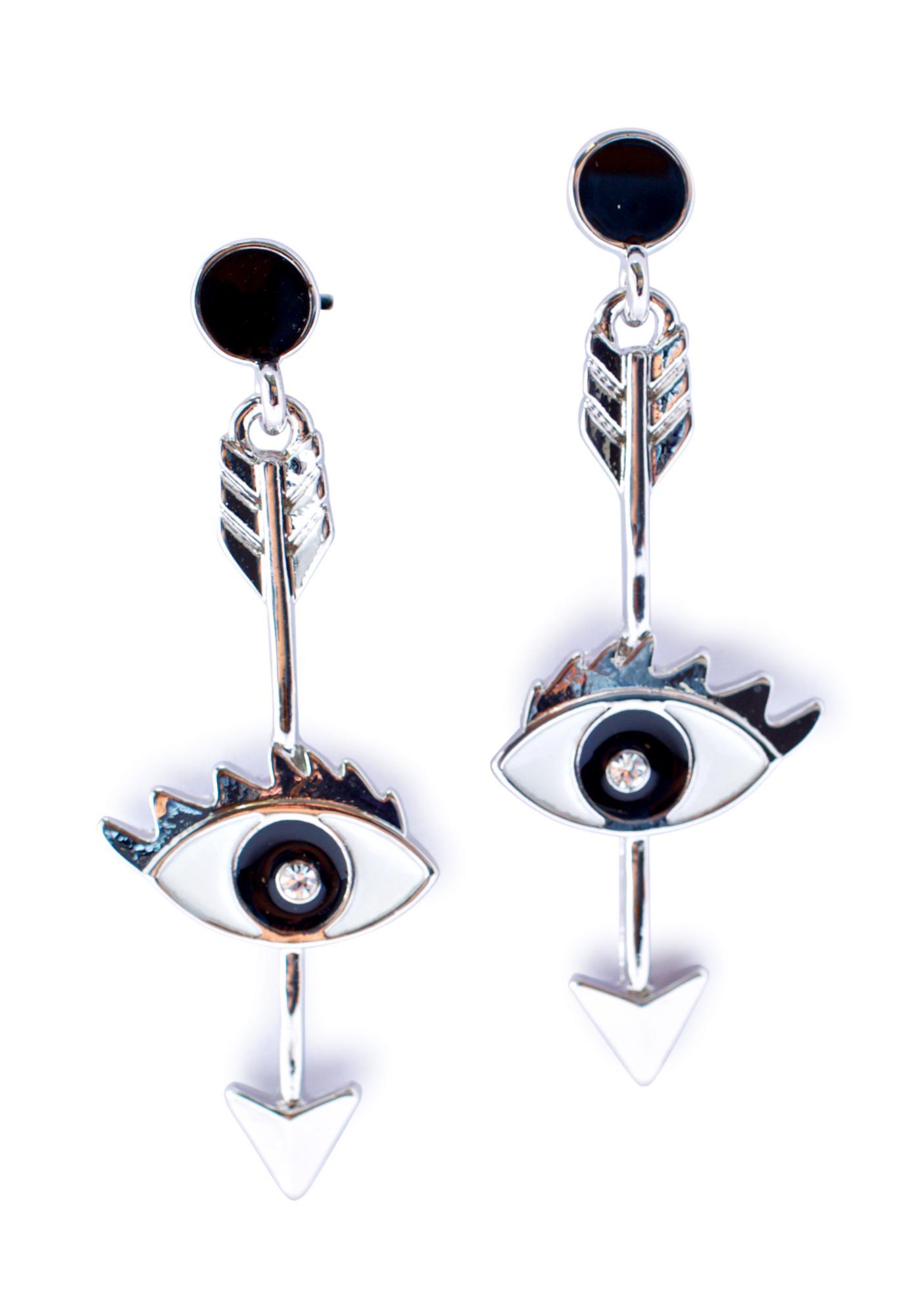 Eye Slay Earrings