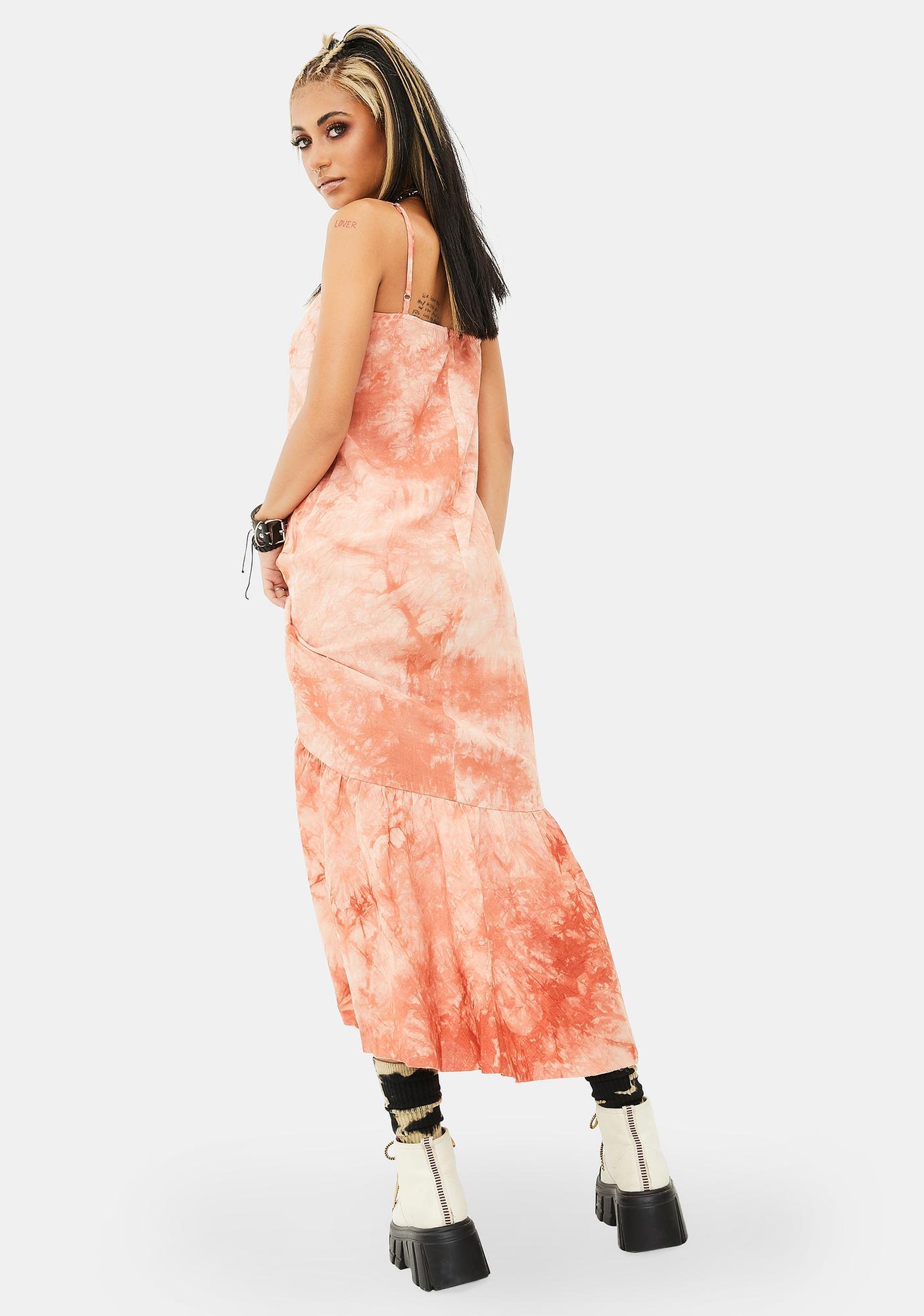 ZYA Paprika Dress