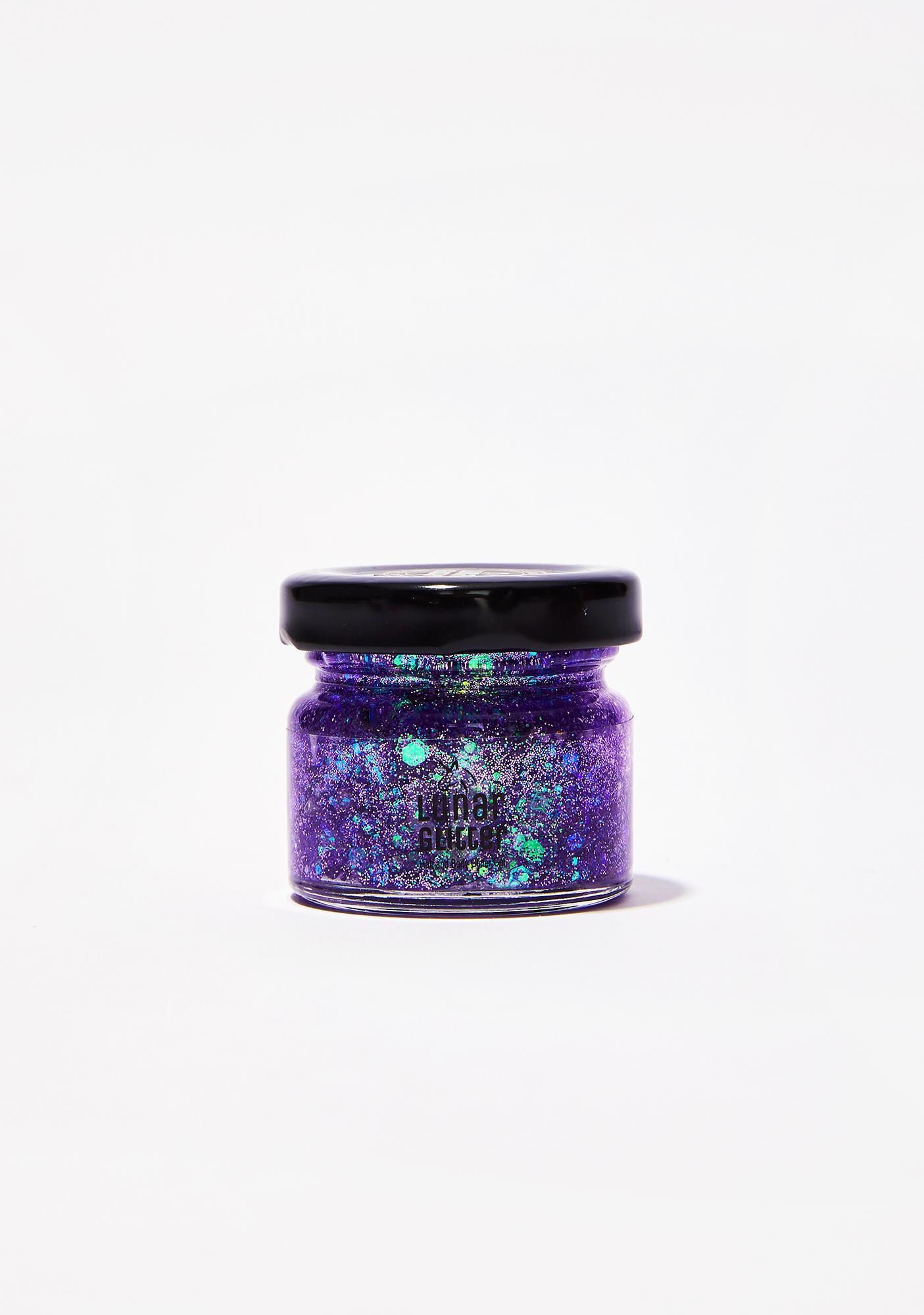 Lunar Glitter Galaxy Glow Glitter Gel