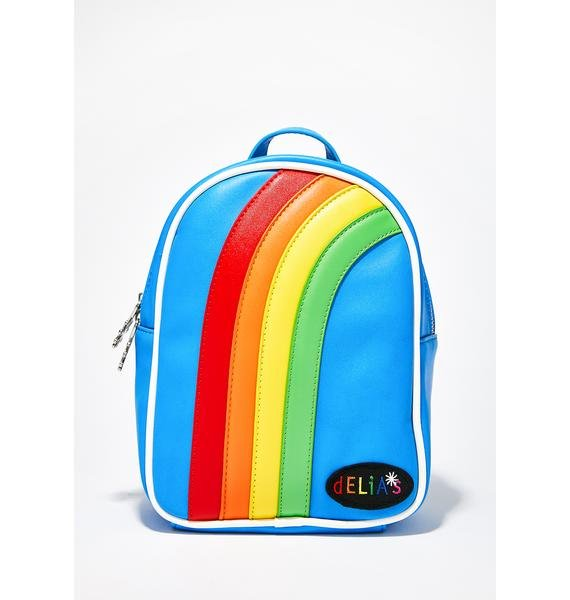 dELiA*s by Dolls Kill Color Your World Backpack