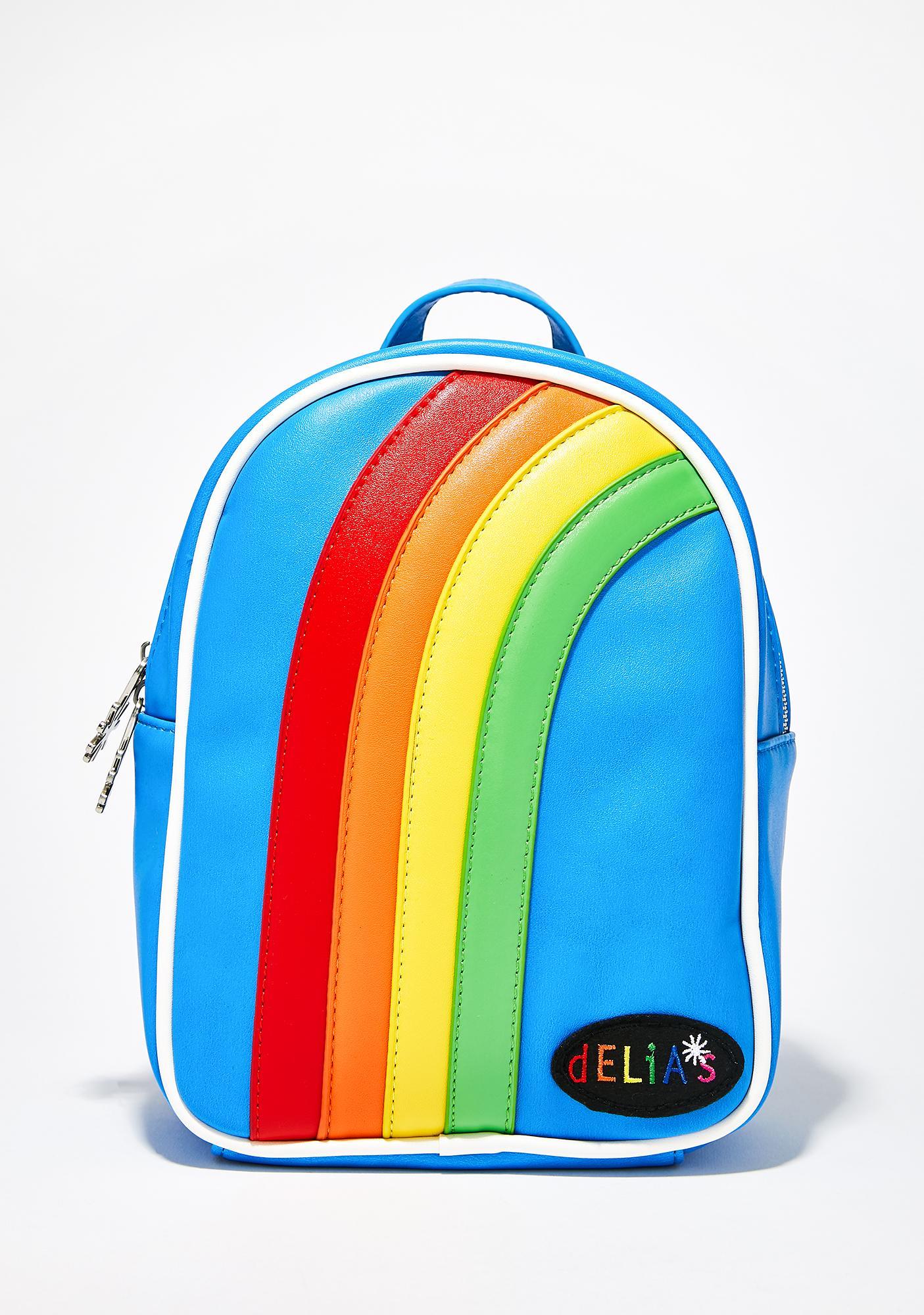 7536893bdea dELiA*s by Dolls Kill Color Your World Backpack | Dolls Kill