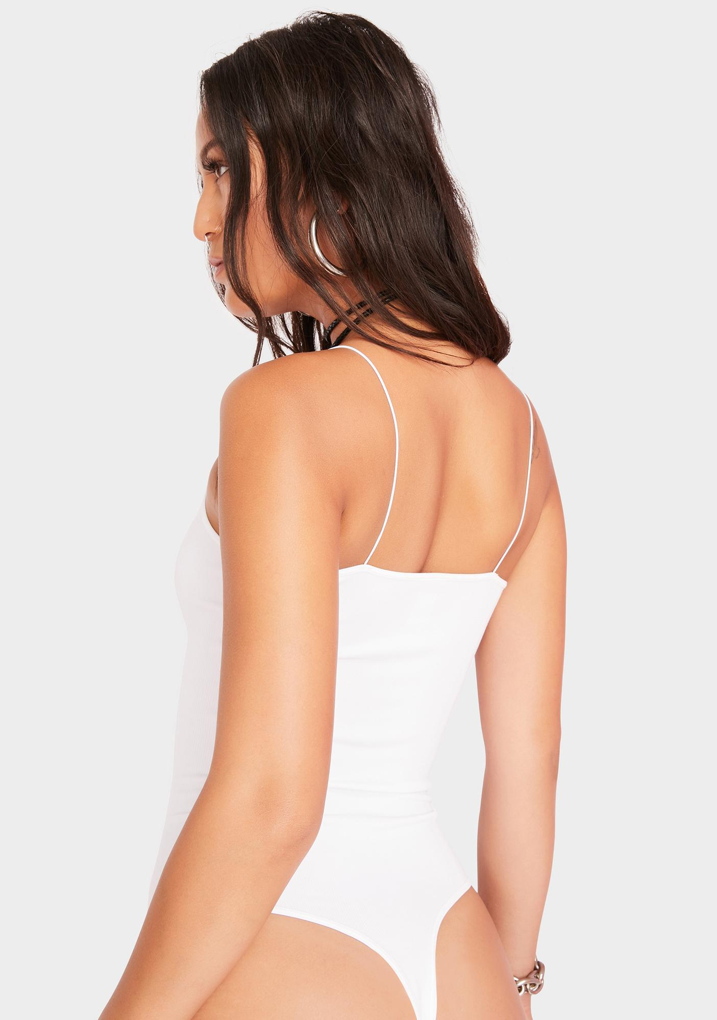 Pure Real Life Beauty Cami Bodysuit