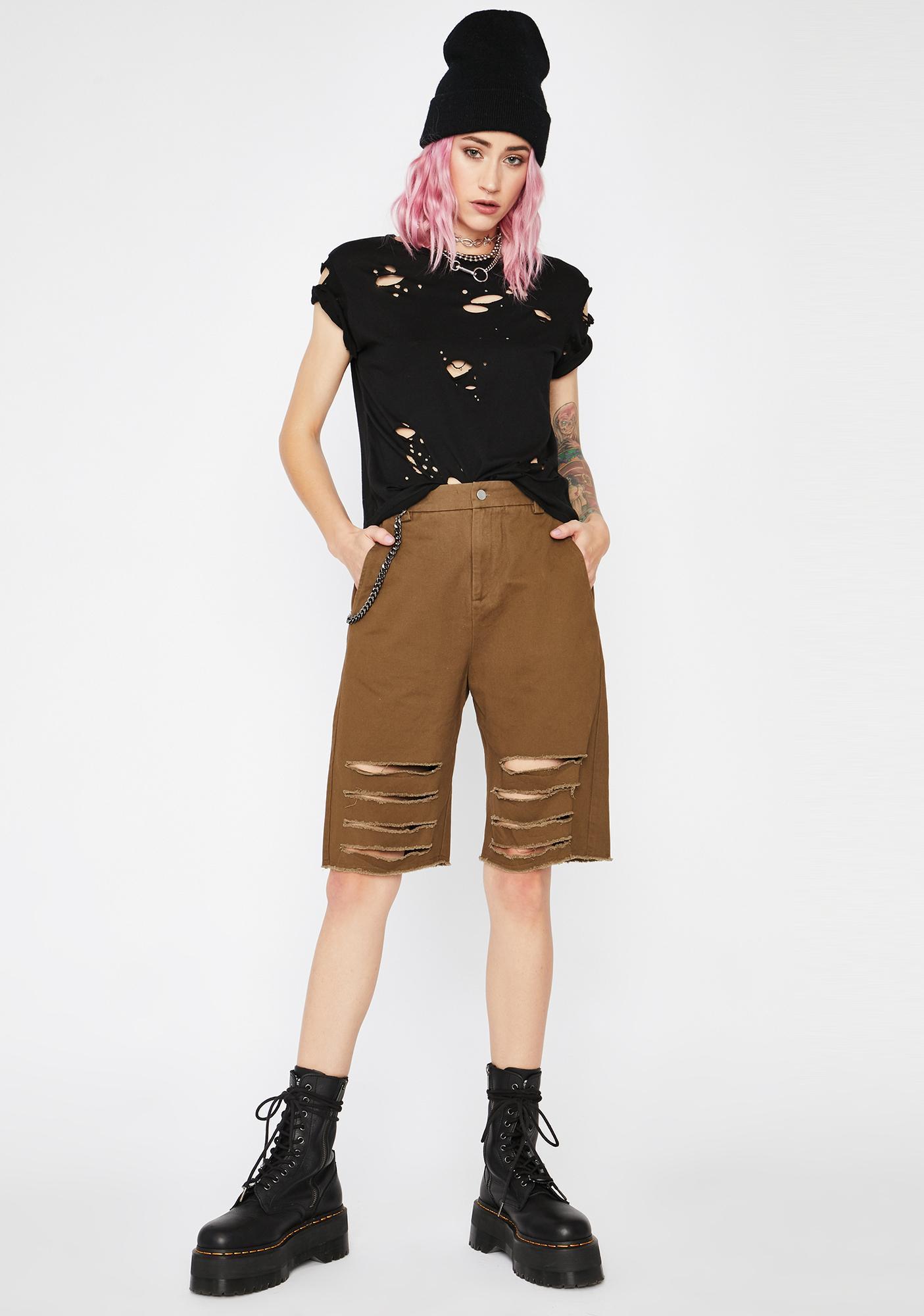 Itz Whatever Cargo Shorts