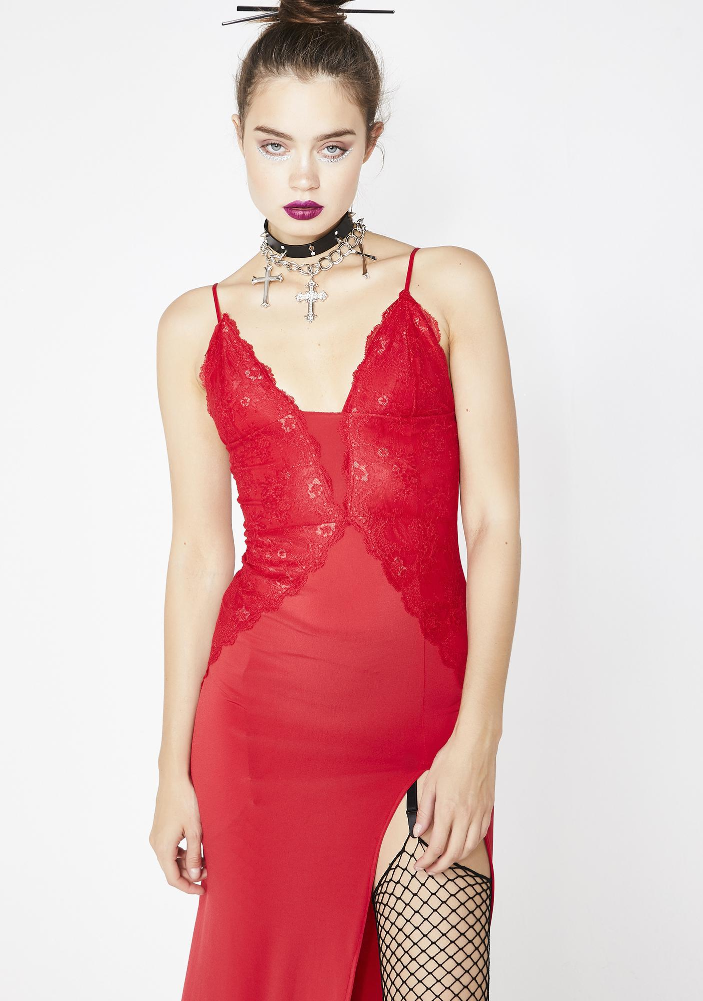 Kiki Riki Showstopper Maxi Dress