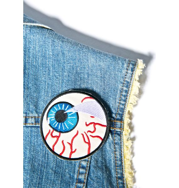 Eye Ballin' Patch
