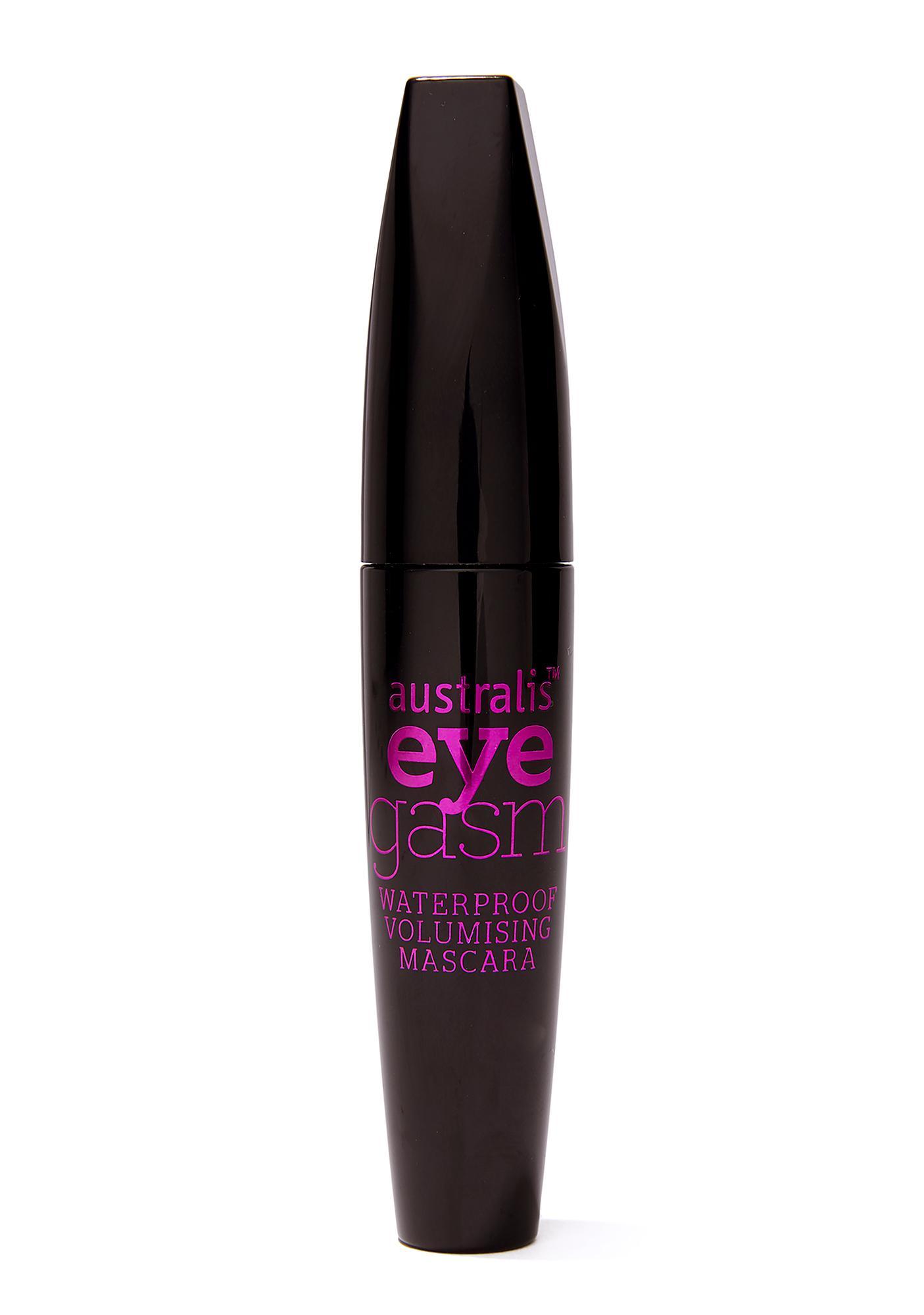 Australis Eyegasm Waterproof Mascara