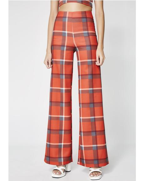 Get To Werk Wide Leg Pants