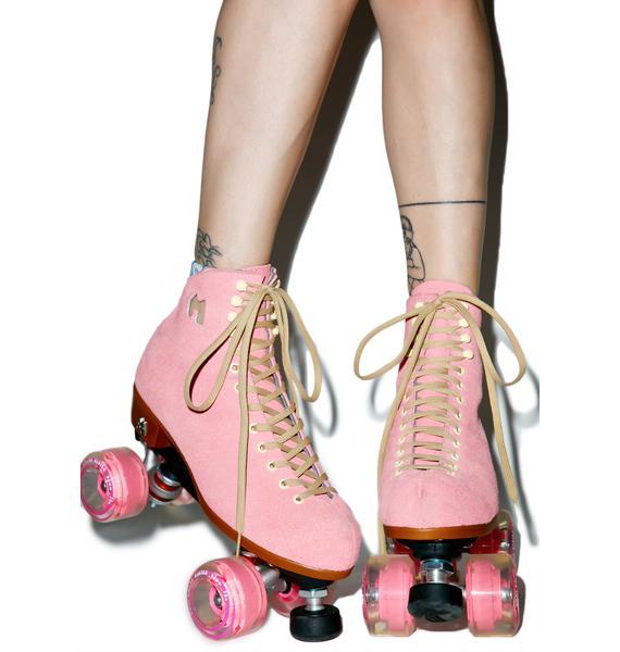 Moxi Roller Skates Strawberry Lolly Roller Skates