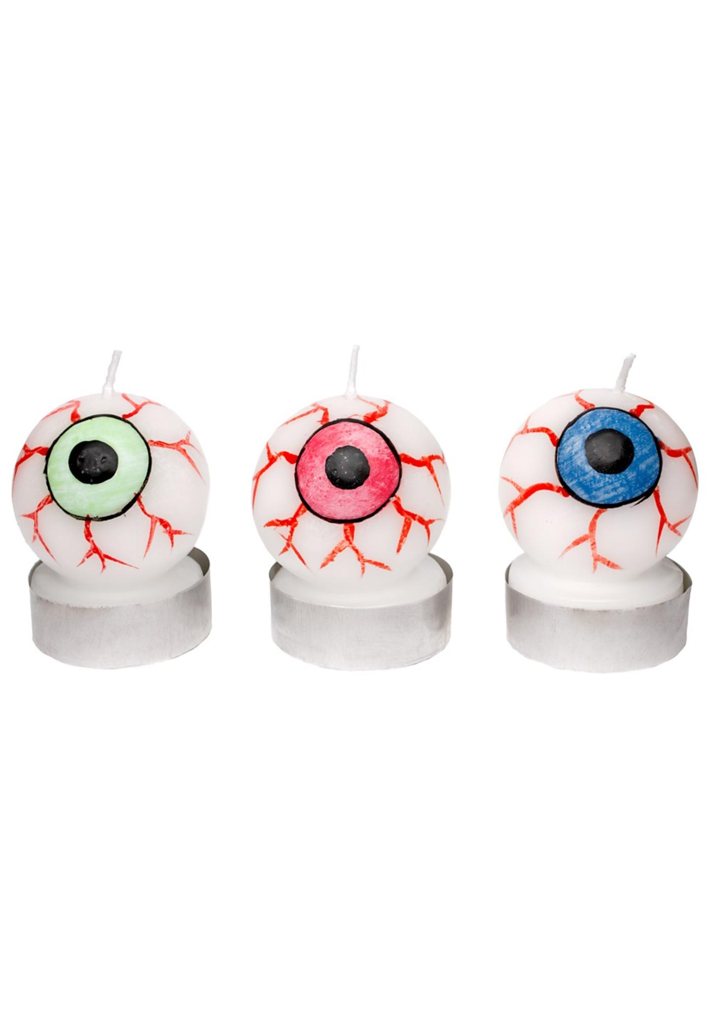 Eye Be Ballin' Candles