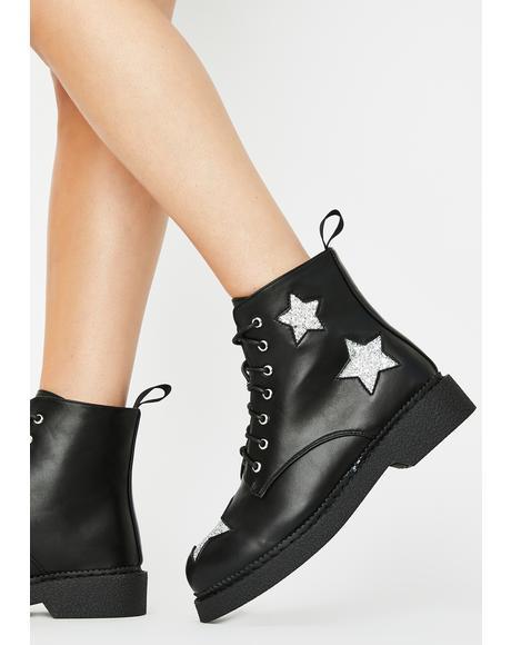 Destiny Combat Boots