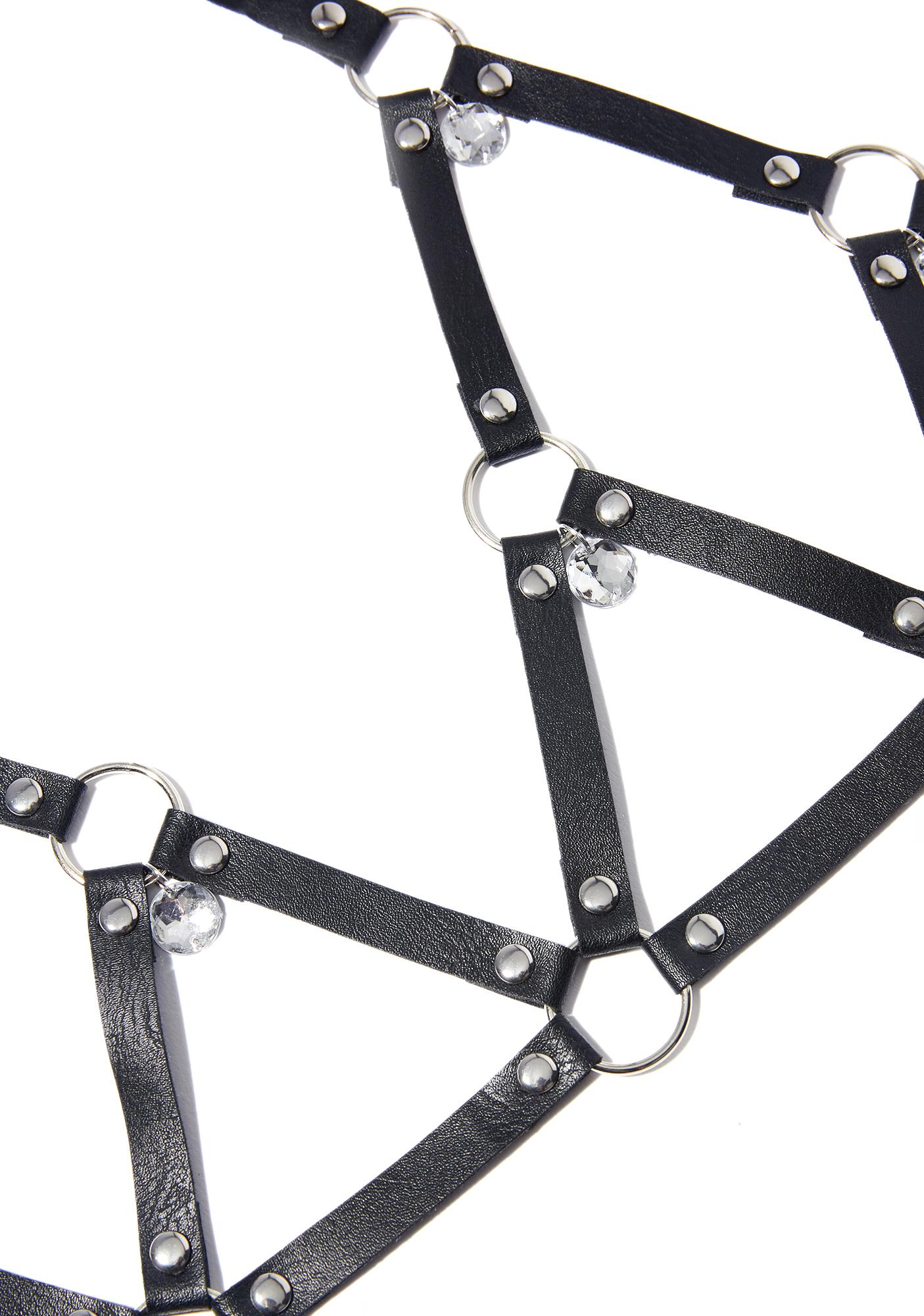 Beauty's Punishment Bra Harness