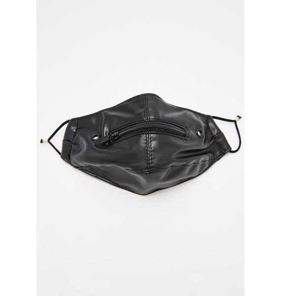 Dark Soul Zipper Mask