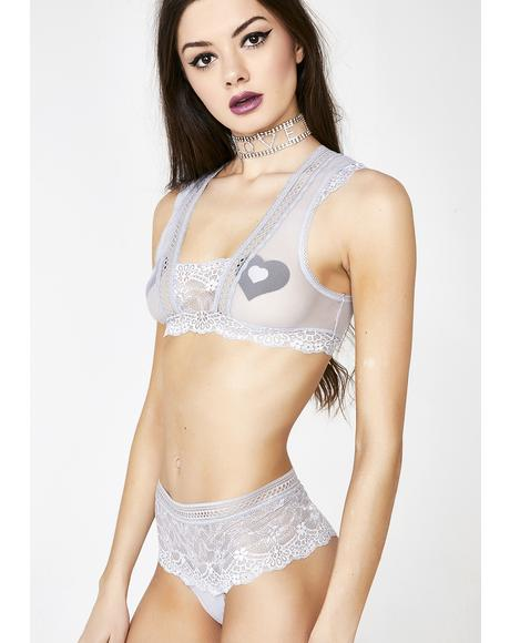 You Can't Afford Me Sheer Set