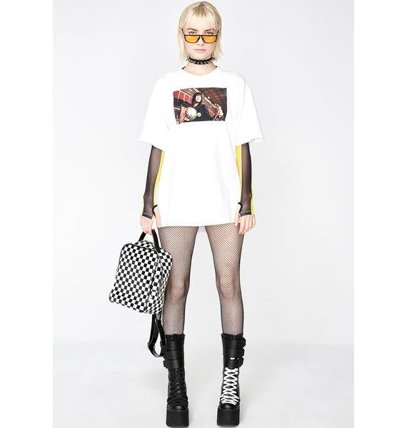 Dumbgood Kill Bill GoGo Chain Whip Tee