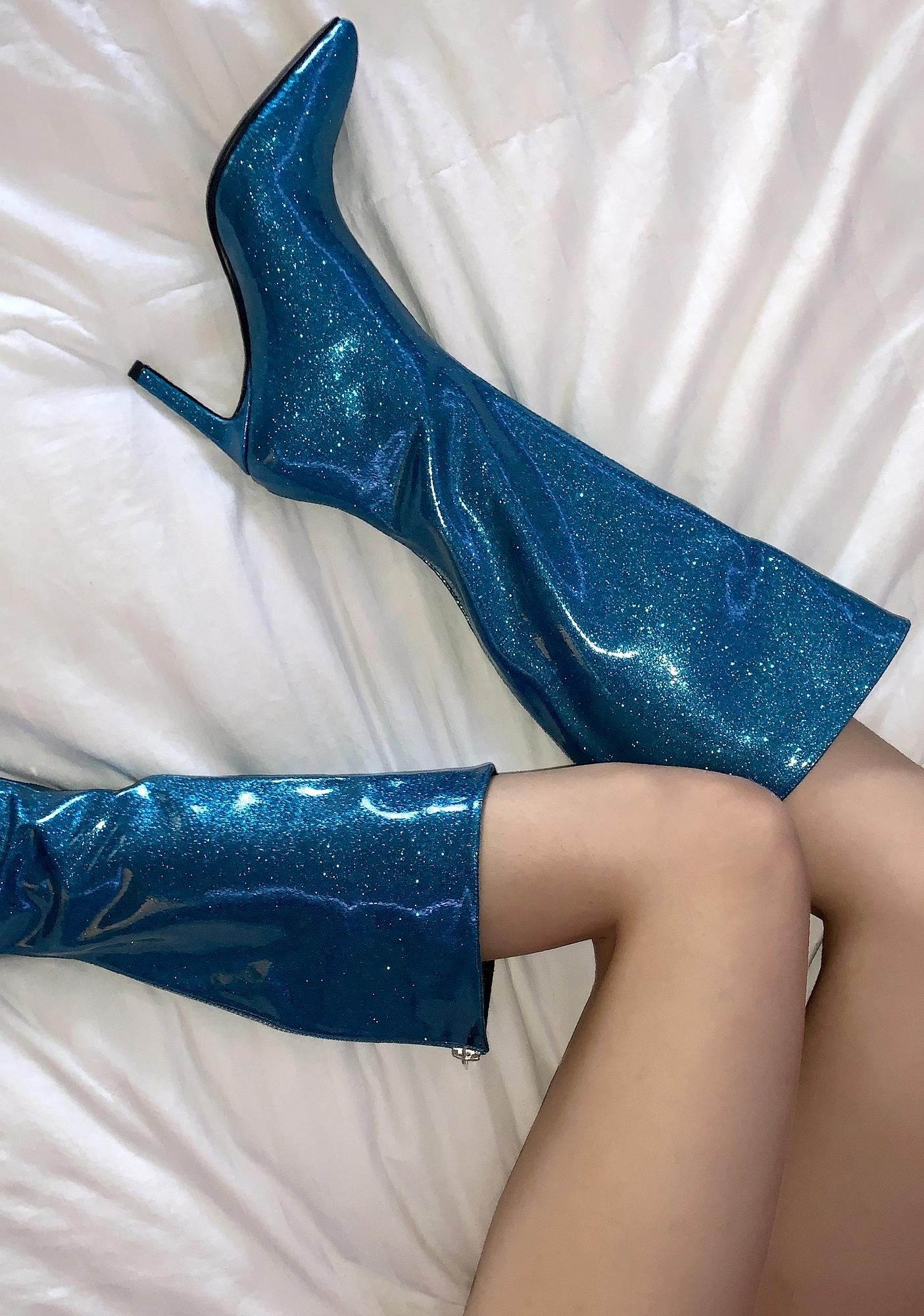 Current Mood One Night Only Stiletto Boots