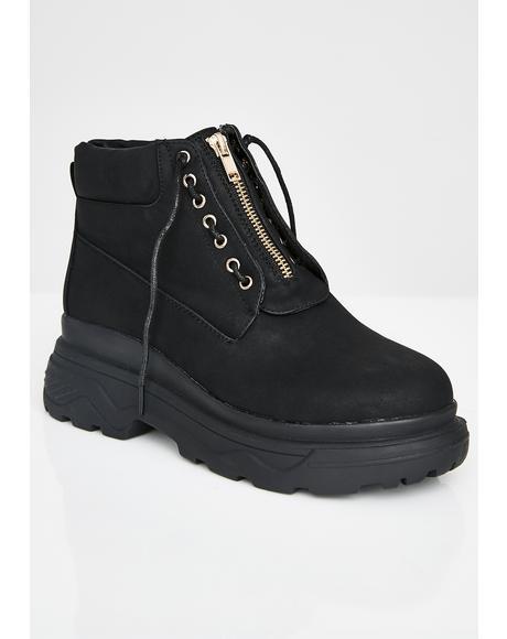 Loki Platform Boots