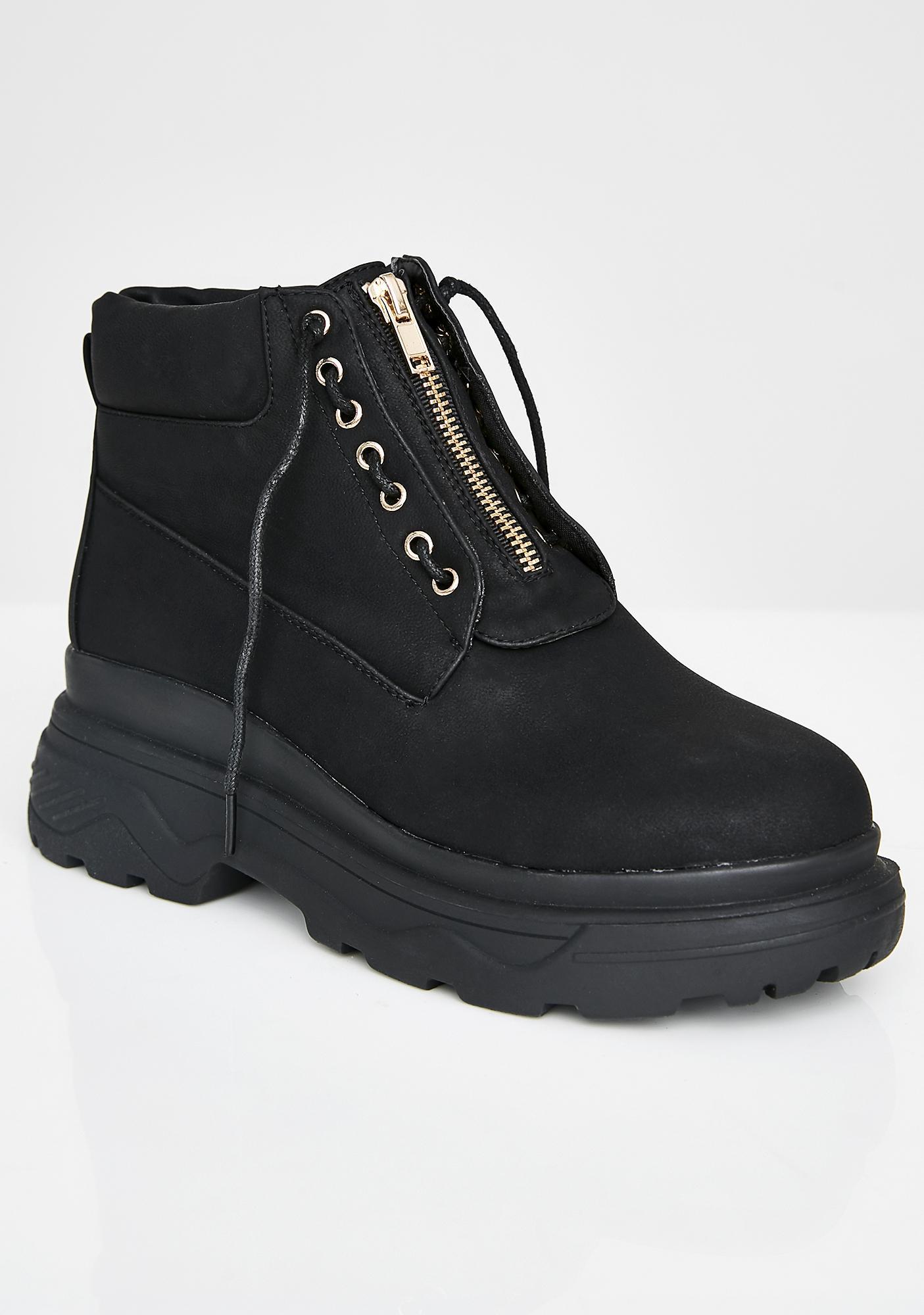 AZALEA WANG Loki Platform Boots