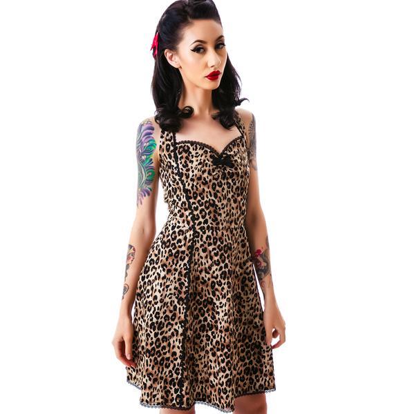 Sourpuss Clothing Lucille Dress