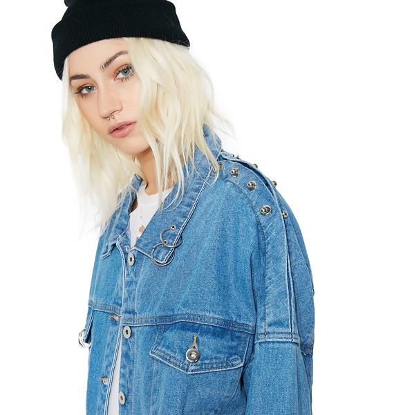 Break The Rules Denim Jacket