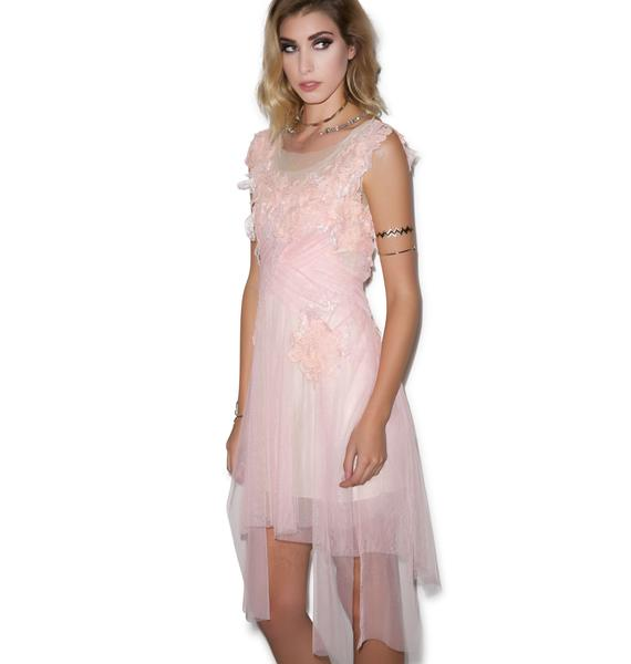 Willing To Wait Lace Dress