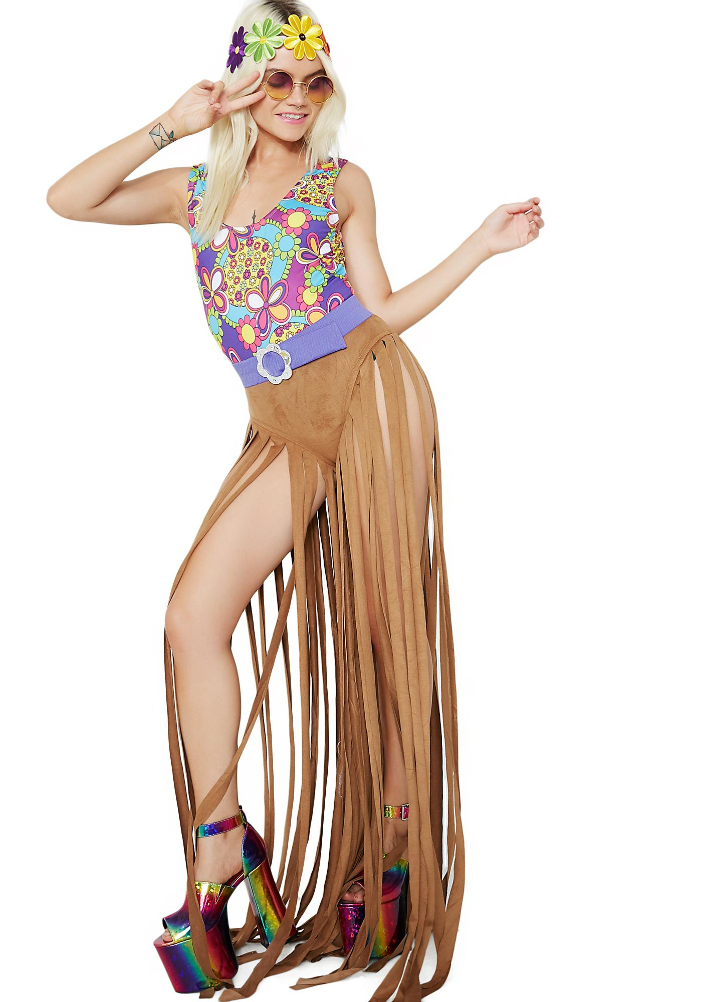 Share The Luv Hippie Costume