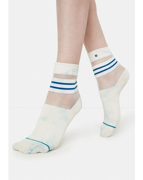 Joan Sheer Socks