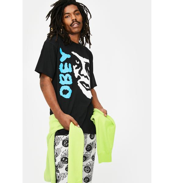 Obey The Creeper 2 Graphic Tee