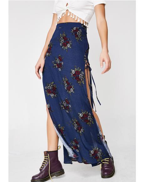 Shayla Maxi Skirt