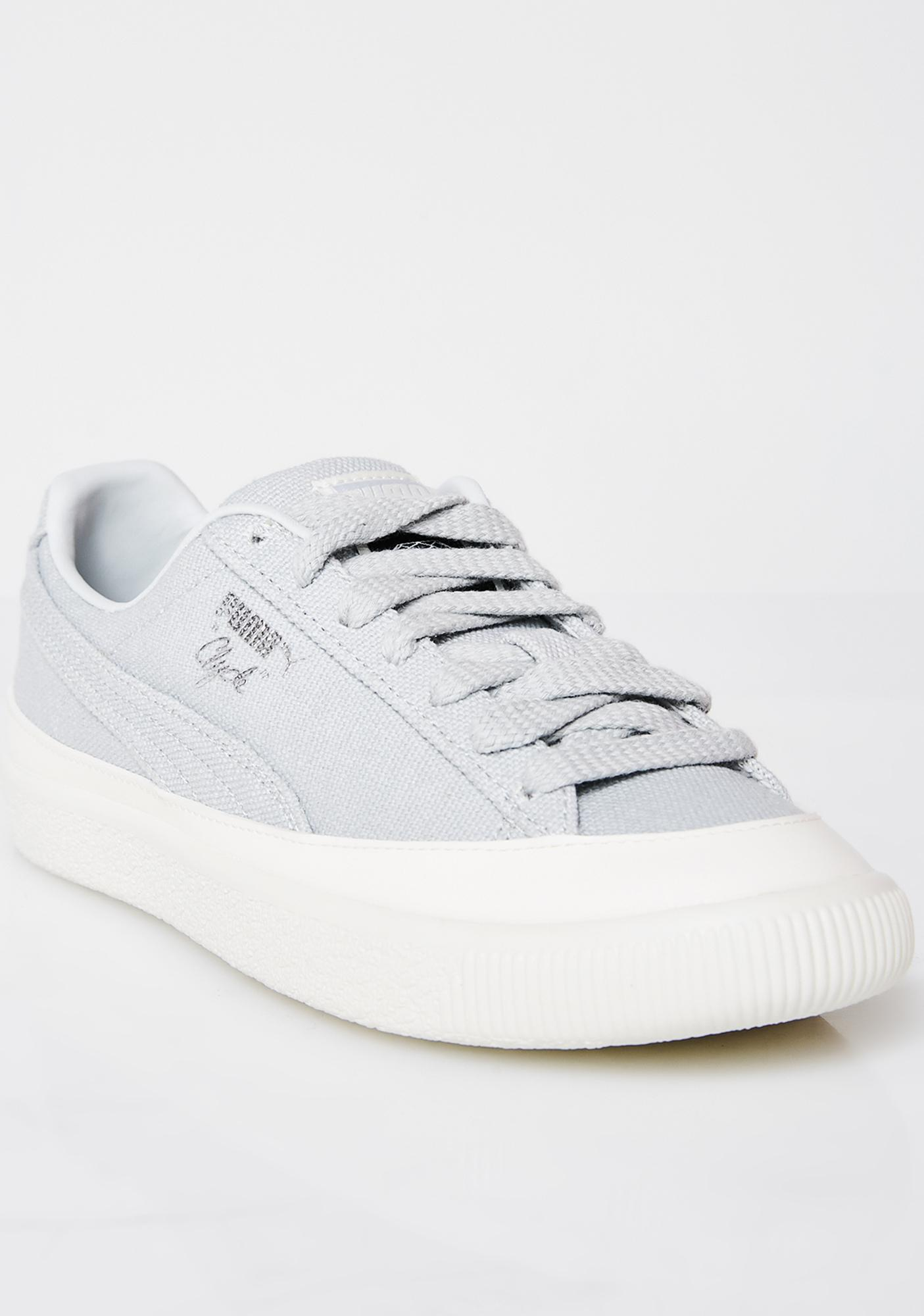 PUMA Clyde Diamond Sneakers