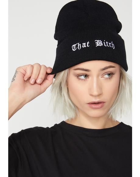 Test Results Beanie