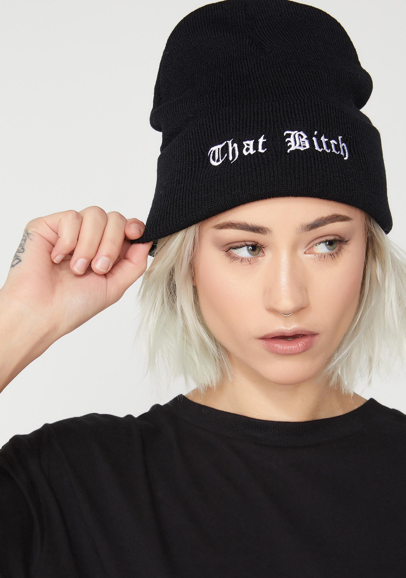 Current Mood Test Results Beanie