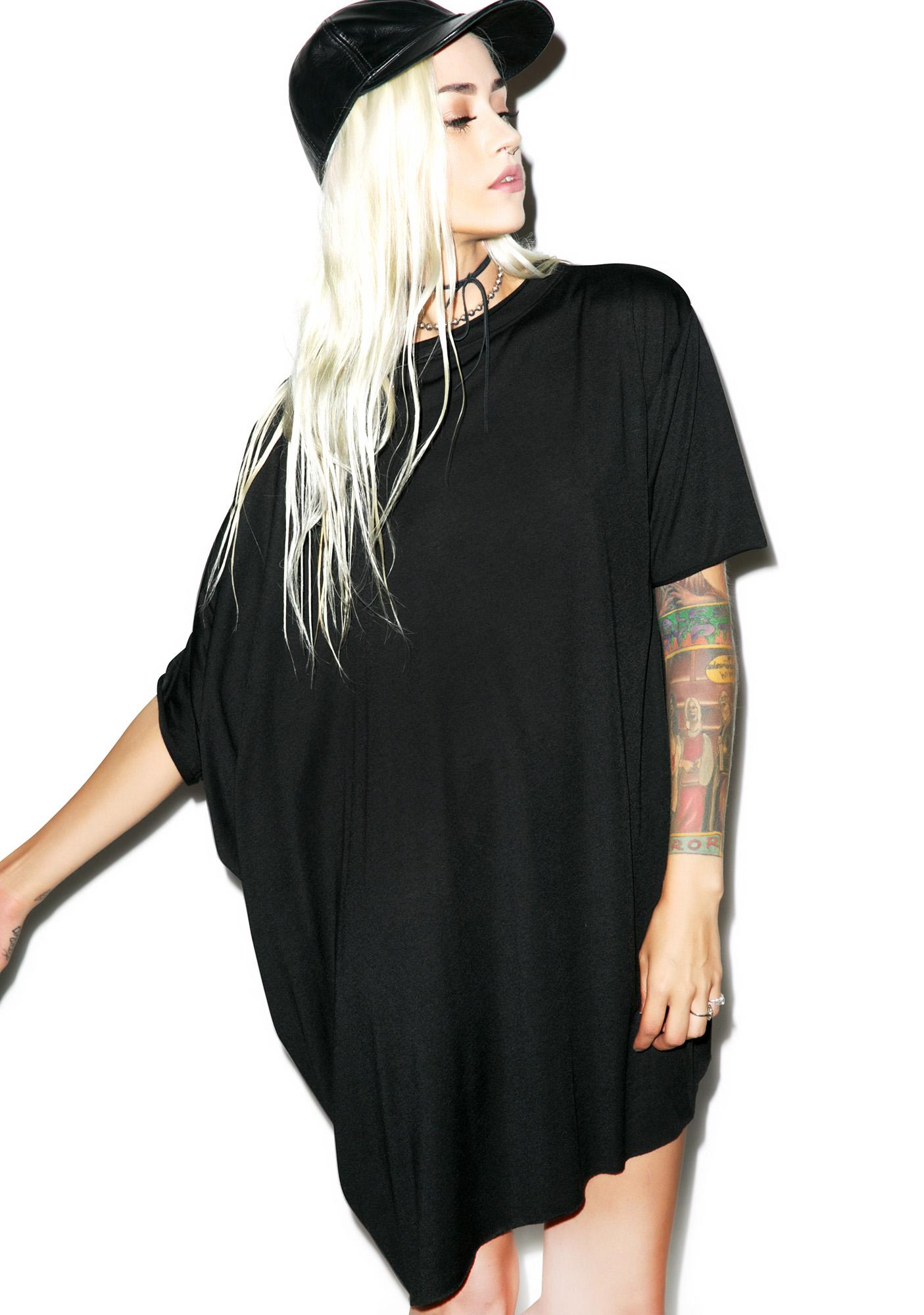MNML All Day Drape Shirt