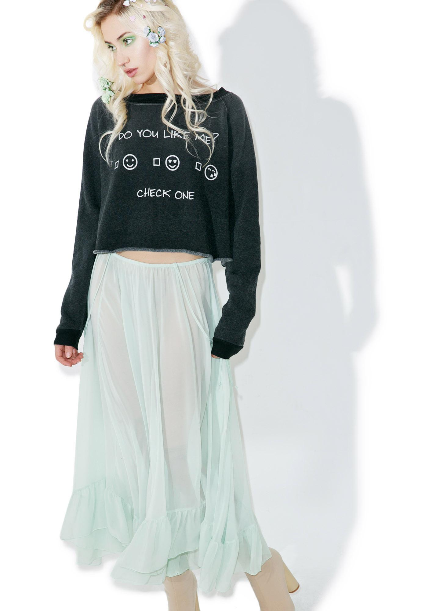 Wildfox Couture Like Me Monte Crop