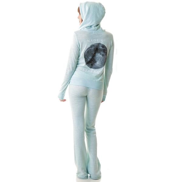 Wildfox Couture Made of Stardust Track Suit Jacket
