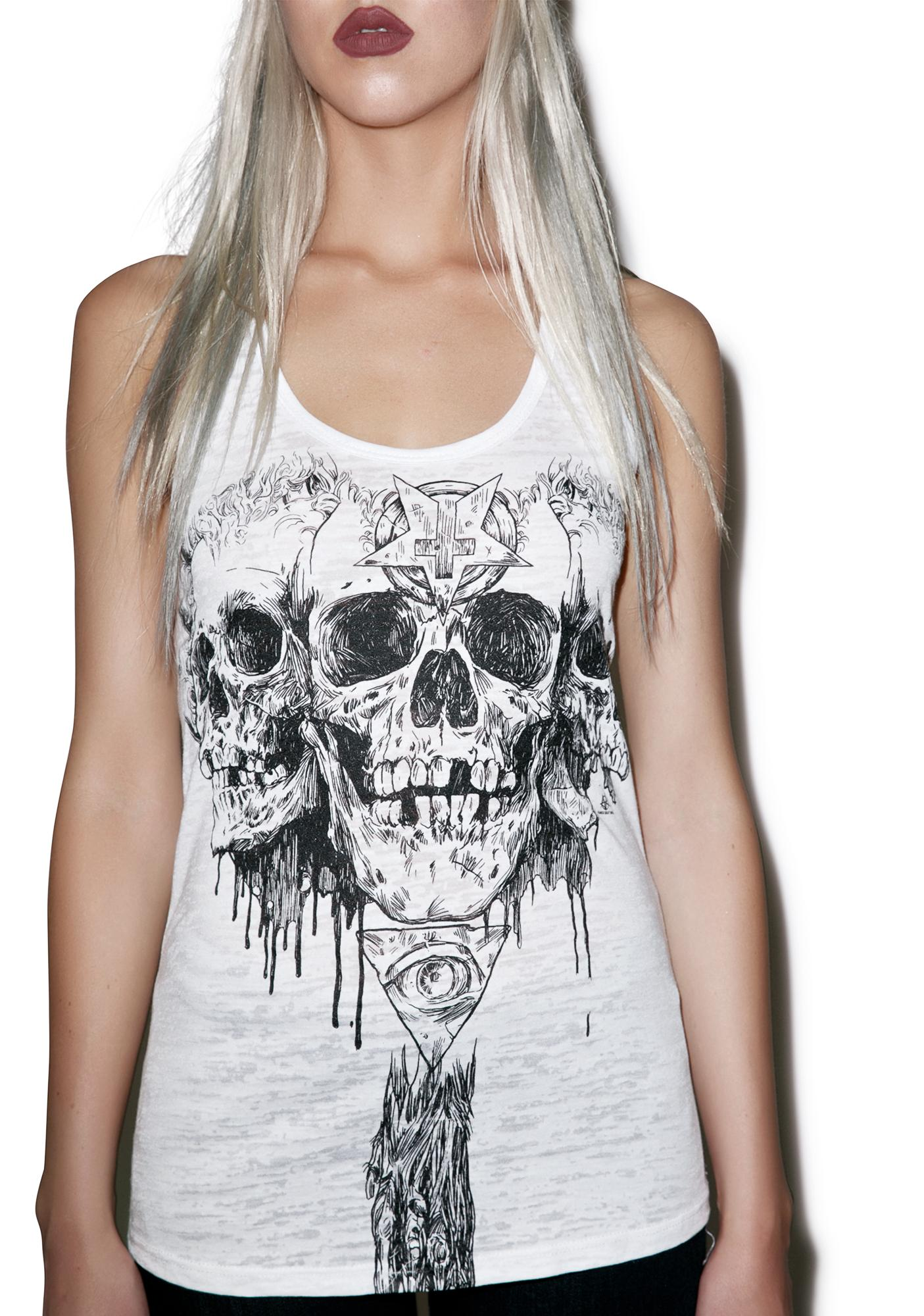Junker Death Race Tank Top