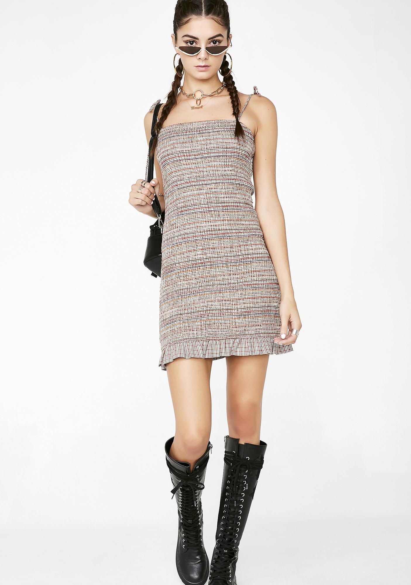 Sahara Sweet Like Candy Mini Dress