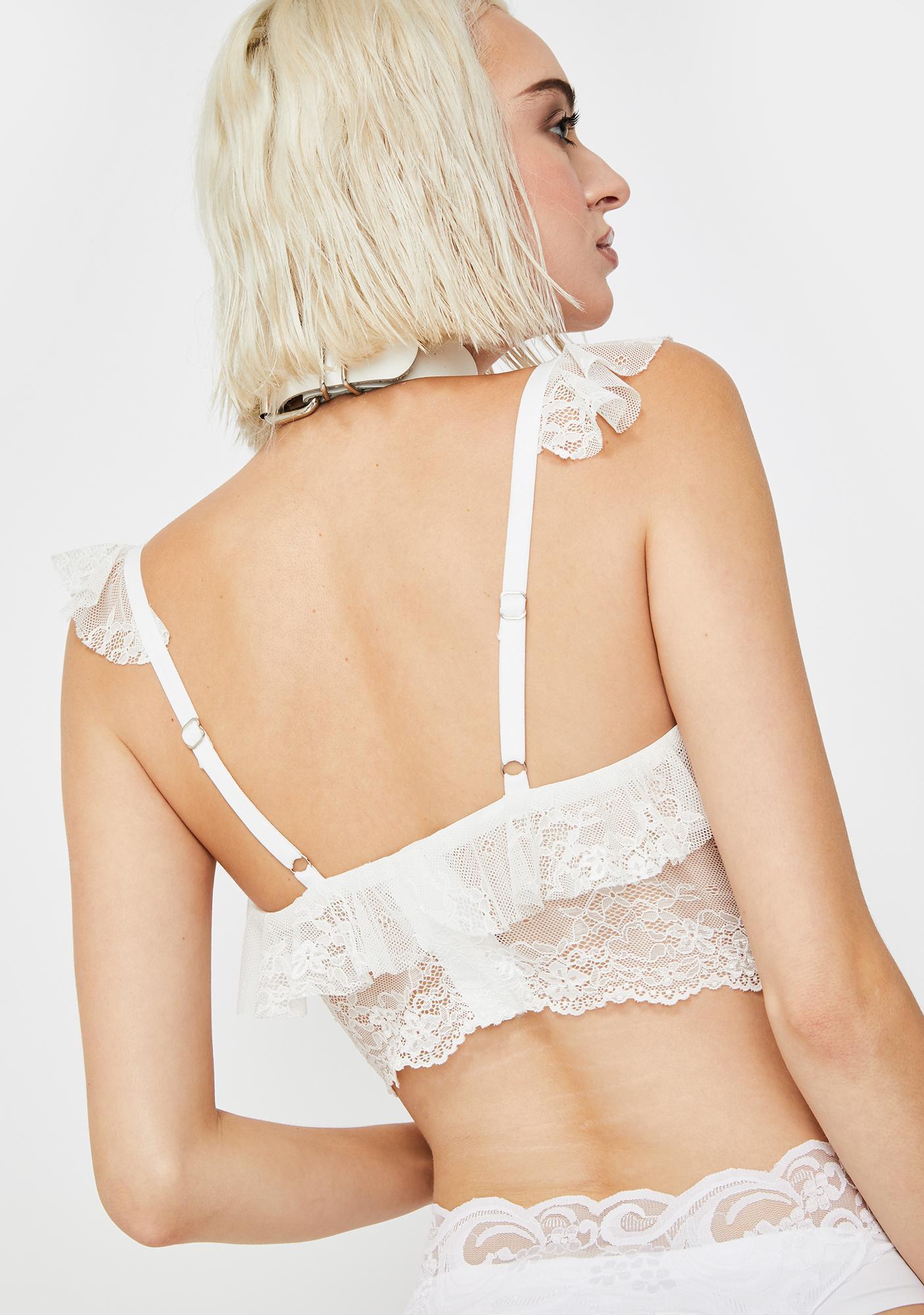 Kiki Riki Secret Fling Lace Bustier