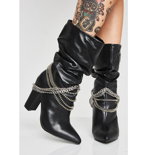 Chic Savior Slouchy Boots