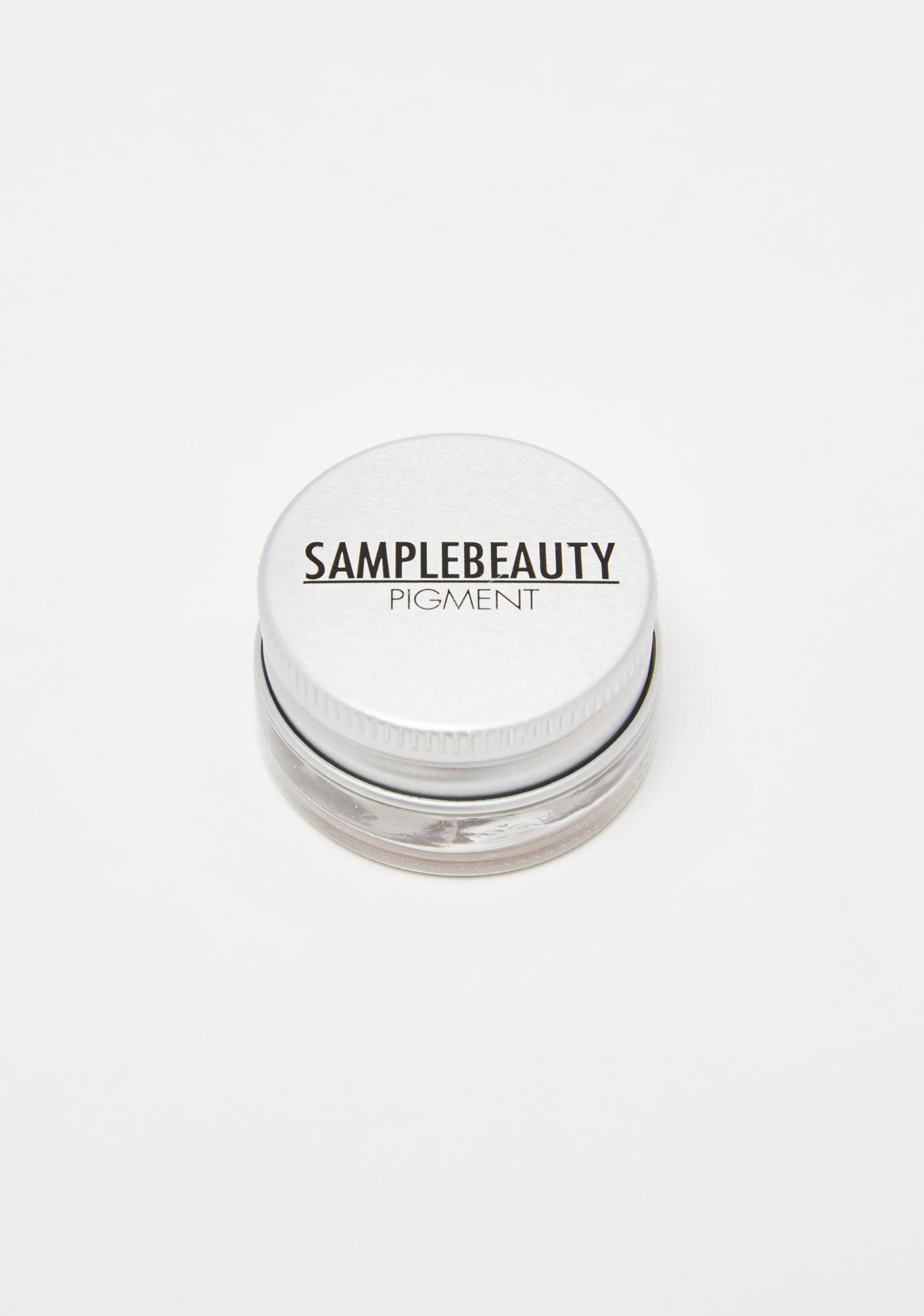 Sample Beauty Black Ice Loose Eyeshadow Pigment