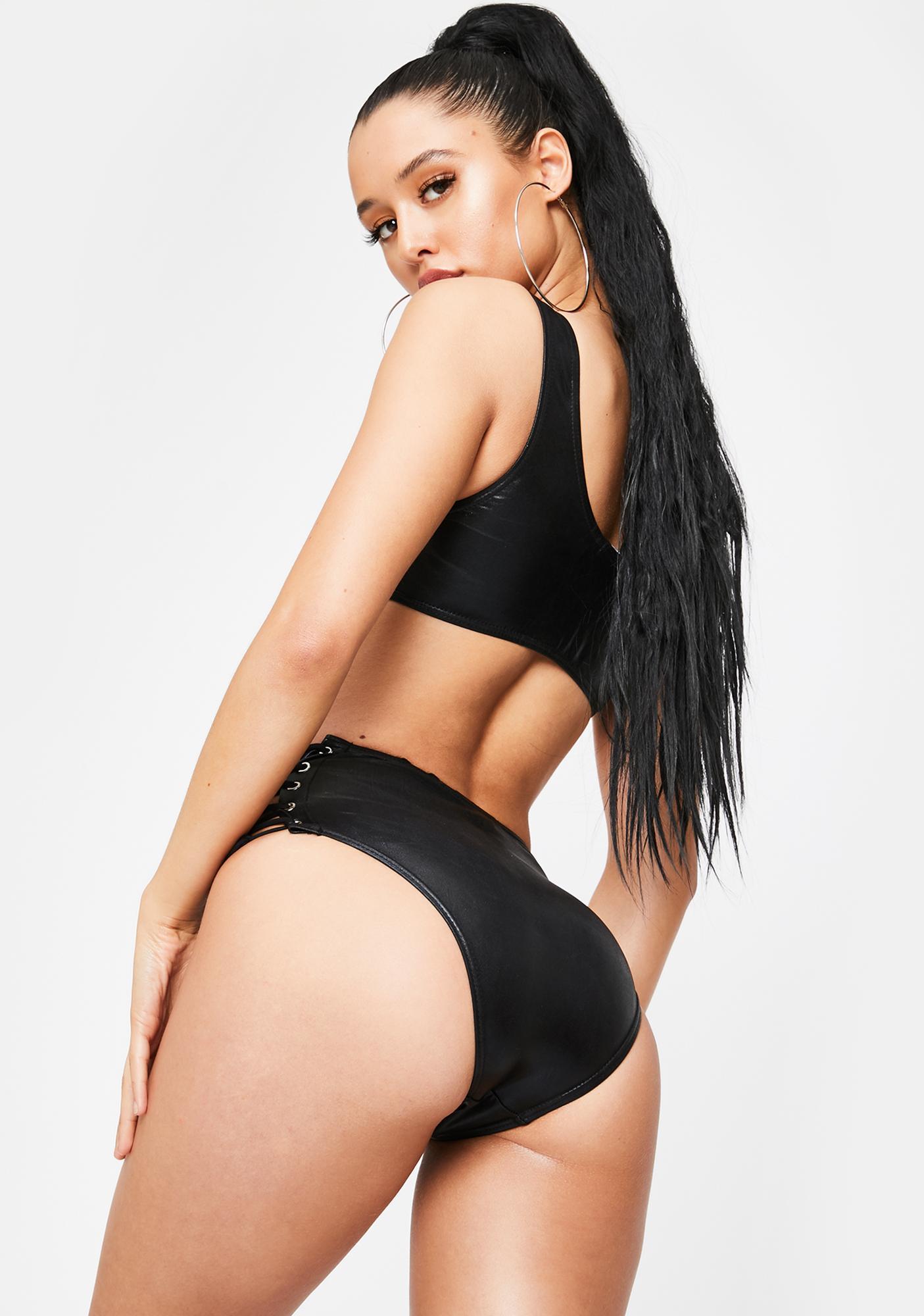 Poster Grl For Good Timez Call Bikini Set
